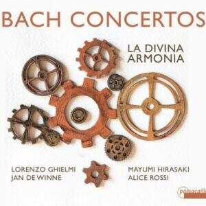 J.S. Bach: Concertos - La Divina Armonia