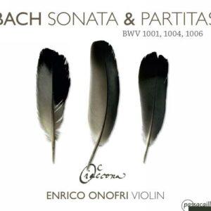 Bach: Sonata & Partitas - Enrico Onofri