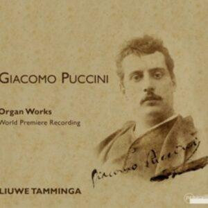 Puccini: Organ Works,  World Premiere Recordings - Liuwe Tamminga