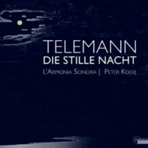 Telemann: Die Stille Nacht - Peter Kooij
