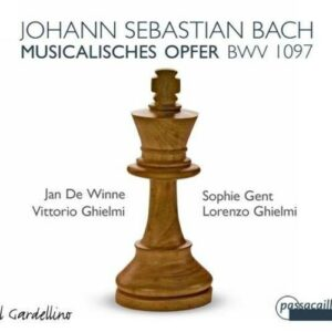 Bach J.S.: Musical Offering BWV 1079