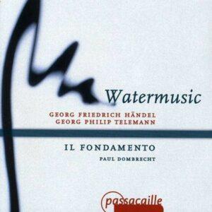 Handel / Telemann: Watermusic
