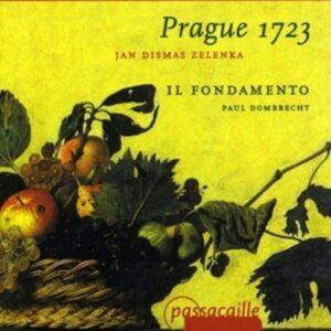 Zelenka: Prague 1723