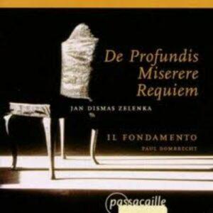 Zelenka: De Profundis, Miserere, Requiem