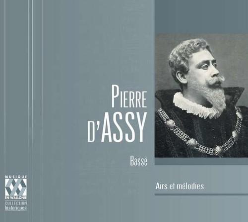 Airs Et Melodies - Pierre D'Assy