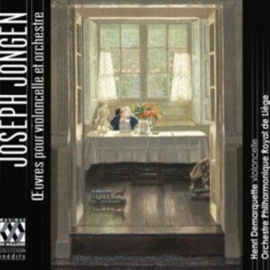 Joseph Jongen: Oeuvres Pour Violoncelle Et Orchestre - Henri Demarquette