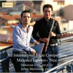 Widor / Karg-Elert / Schullhof / Serassis: 3Rd International Flute Competition - Eren