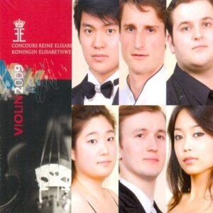 Violin 2009 - Queen Elisabeth Competition