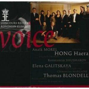 Voice 2011 - Queen Elisabeth Competition