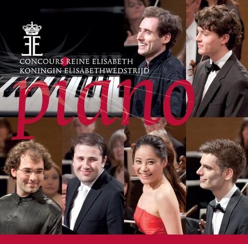 Piano 2013 - Queen Elisabeth Competition