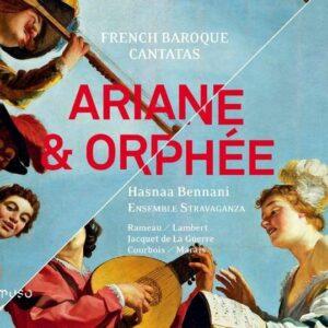 Rameau, Lambert, Jacquet De La Guer: Ariane & Orphee