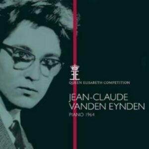 Piano 1964 - Queen Elisabeth Competition - Jean-Claude Vanden Eynden