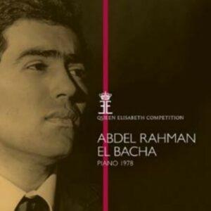 Piano 1978 - Queen Elisabeth Competition - Abdel Rahman El Bacha