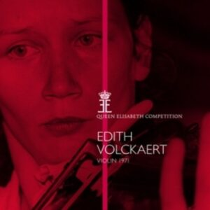 Shostakovich / Bartok: Queen Elisabeth Competition Violin - Edith Volckaert