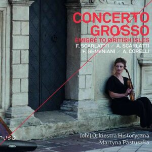 Concerto Grosso, Emigré To The British Isles - Orkiestra Historyczna