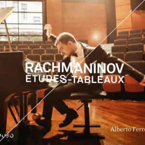 Sergei Rachmaninov: Etudes-Tableaux - Alberto Ferro
