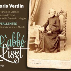 Franz Liszt: L'Abbé Liszt - Psallentes