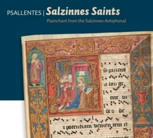Salzinnes Saints - Psallentes