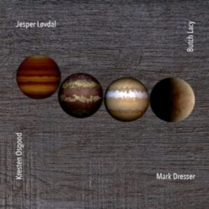 Lovdal: Being Playing (Feat. Mark Dresser)