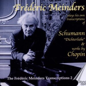 Meinders Plays His Own Transcriptions