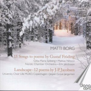 Borg: 15 Songs To Poems By Gustaf F