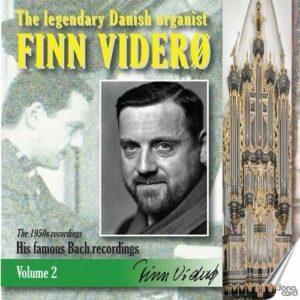 The Legendary Danish Organist, Vol. 2 - Finn Videro