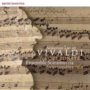 Vivaldi: Nuove Sonate - Lupianez