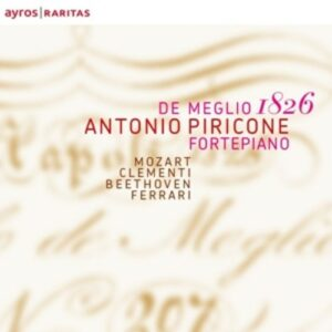 De Meglio 1826 - Antonio Piricone