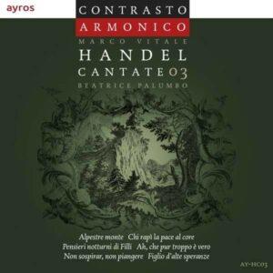 Handel Cantate 03 - Beatrice Palumbo