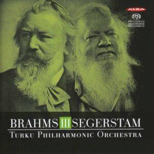 Brahms: Symphony No.3 / Segerstam: Symphony No.294 - Leif Segerstam