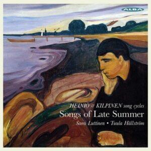 Songs Of Late Summer - Sami Luttinen