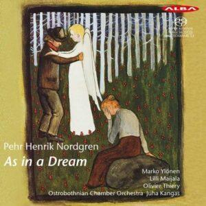 Nordgren: As In A Dream - Juha Kangas