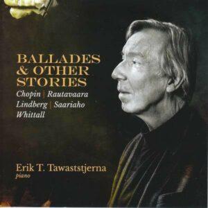 Ballades & Other Stories - Erik T. Tawaststjerna
