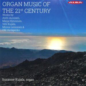 Organ Music Of The 21st Century - Susanne Kujala