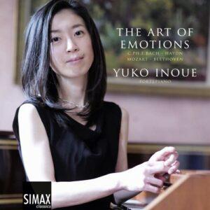 The Art Of Emotions - Yuko Inoue