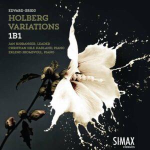 Edvard Grieg: Holberg Variations - Ihle