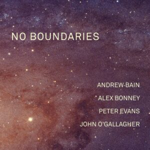 No Boundaries (Vinyl) - Andrew Bain