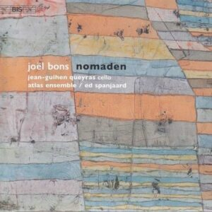 Joel Bons: Nomaden - Jean-Guihen Queyras