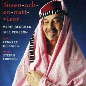 Marie Bergman/Olle Persson : Tusen och en natt visor