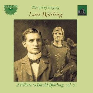 The Art Of Singing Vol.2 - Lars Bjorling