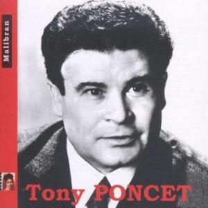 Poncet,  Tony (1918-1979)