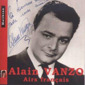 Alain Vanzo: French Arias
