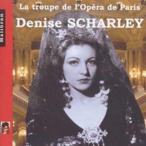 Bizet, Massenet, Saint-Saens: Denise Scharley (1917-2011)