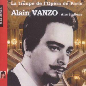 Alain Vanzo (1928-2002): Air Italien
