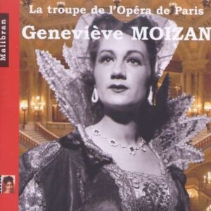 Genevieve Moizan (B.1923)