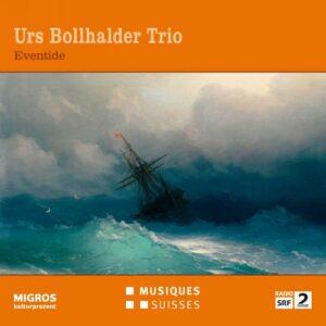Urs Bollhalder Trio : Eventide.