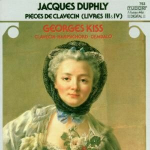 Duphly: Pieces for Harpsichord
