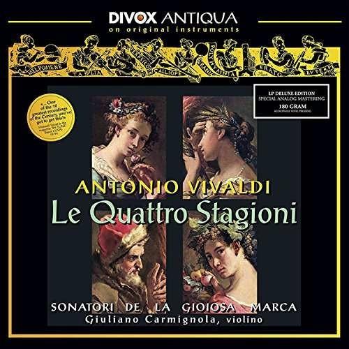 Vivaldi: Le Quattro Stagioni (LP) - Giuliano Carmignola