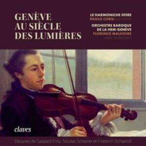 Genève au Siècle des Lumières - Orchestre Baroque de la HEM de Genève