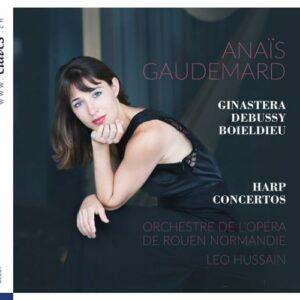 Harp Concertos - Anaïs Gaudemard